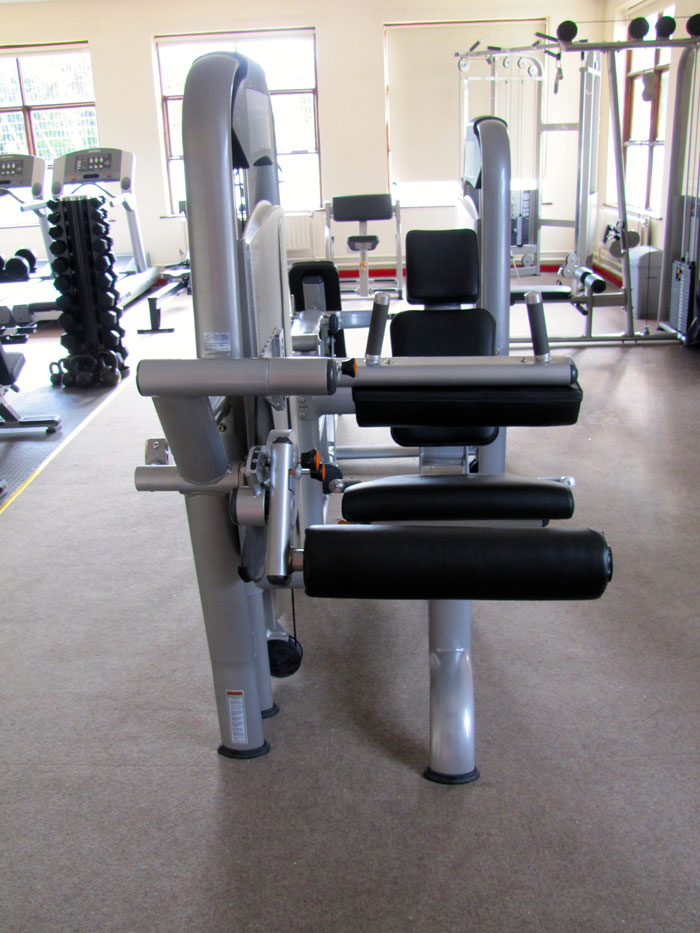Strength Machines at Core Health & Fitness Gym