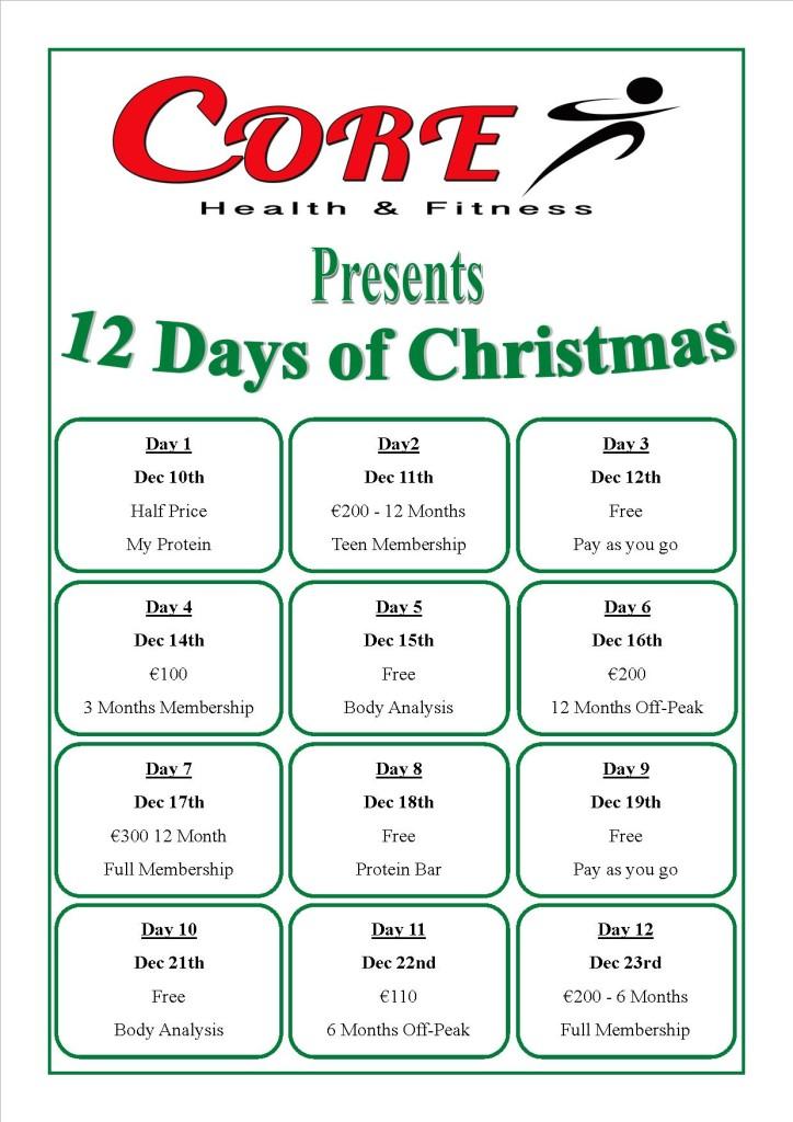 12 days of xmas 15