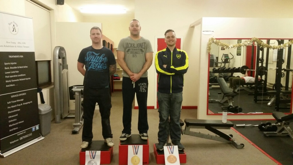 Core Health & Fitness Christmas Triathlon Challenge Winner