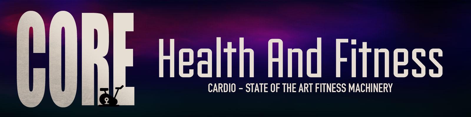 Durrow Gym - Core Health & Fitness Cardio
