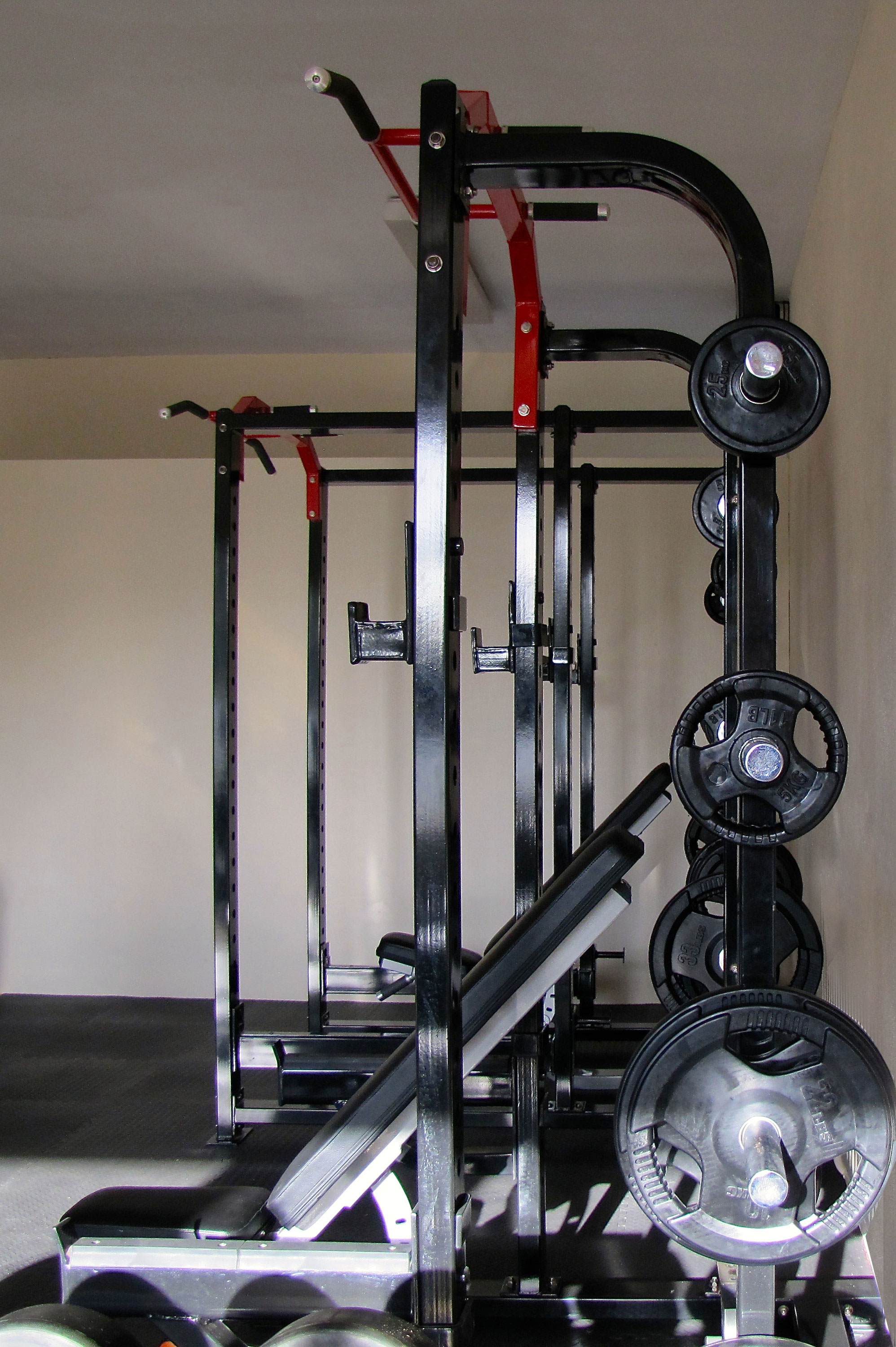 Weights at Durrow Fitness Centre