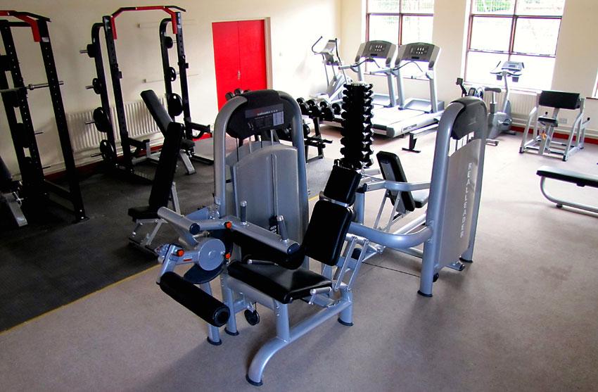 Strength Machines - Durrow Gym